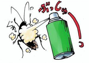 冷蔵庫裏のゴキブリ対策