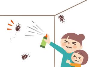 知らないうちにゴキブリが大量発生