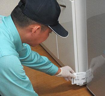 家庭用ゴキブリ駆除 トラップの設置