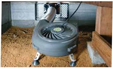 フロア型換気扇